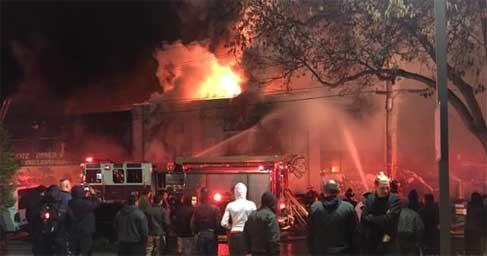 Ghost Ship Warehouse Fire