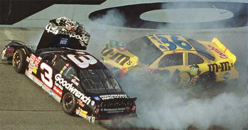 Dale Earnhardt Fatal car crash