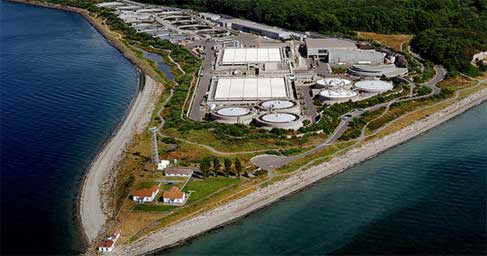 West Point Water Treatment Plant Seattle